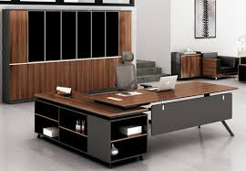 stylish office tables. Stylish Government Office Furniture L Shaped Wooden Desk Design Tables