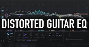 Recording Tips Eqing Distorted Guitars Wired Guitarist
