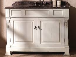 Bathroom: Double Vanity 48 Inches And 48 Inch Bathroom Vanity