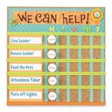 Job Chart For Classroom Preschool Items Juxtapost