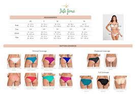 Luli Fama Size Chart Size Chart Luli Fama Coco Isabella