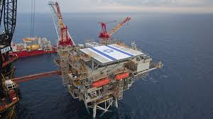 Image result for israel gas field