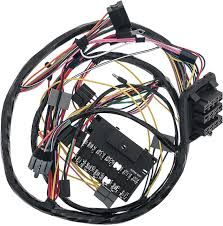 mopar parts mb2437 1966 dodge b body under dash wire harness harnesses