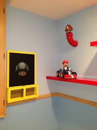 Mario Bedroom Decor Super Mario Bros Room Decor Mario Bros Room Pinterest