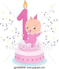 girl birthday cake clip art. Simple Birthday Birthday Cake Baby Girl In Girl Cake Clip Art L