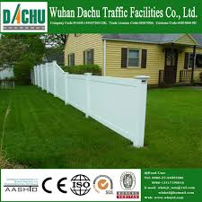 Custom Privacy Fence Designs China Customized Economy Privacy Pvc Fence Photos Pictures