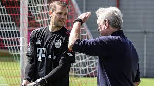 Check this player last stats: Sepp Maier Uber Neuen Dfb Rekordtorwart Manuel Neuer Das Ist Mal Zeit Geworden Sportbuzzer De