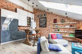 Small Loft Apartment With Creative Interior Design 40BetterHome Simple Loft Apartment Interior Design