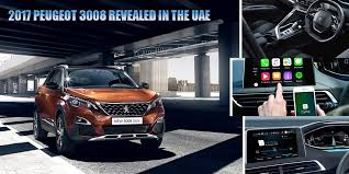 2018 peugeot 3008 price. interesting 2018 2017 peugeot 3008 revealed in the uae inside 2018 peugeot price