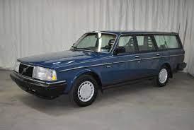 1990 Volvo 240 Wagon No Reserve Image 1 Volvo 240 Volvo Volvo Cars