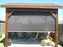 old roll up blinds for outside roller blackout ikea exterior patio vinyl bamboo shade outdoor home