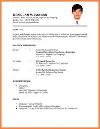 best job resume