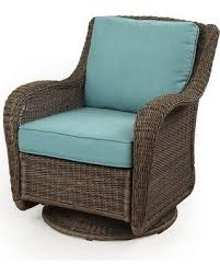 swivel and rocking chairs. Outdoor SONOMA Goods For Life™ Presidio Wicker Swivel Rocking Chair, Grey And Chairs C