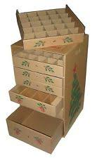 Christmas Decorations Storage Box Christmas Ornament Storage EBay 93