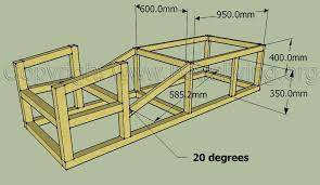 construct wire rabbit cage plans rabbit equipment info