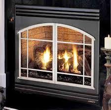 lennox natural gas fireplace manual