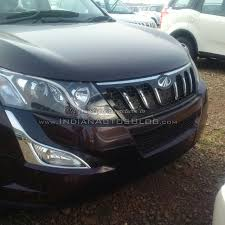 new car launches may 20152015 Mahindra XUV500 facelift launch confirmed for May 25