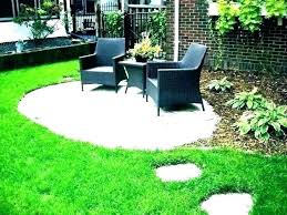 pea gravel patio outdoor patio and backyard medium size crushed stone pea gravel best border for pea gravel patio