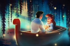 Small Picture Royal Animated Couples images Ariel and Eric HD wallpaper and