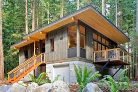 Small Picture Best 25 Modular cabins ideas on Pinterest Modern cabins Small