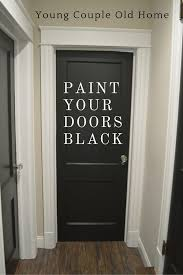 paint interior doorsBest 25 Painting interior doors ideas on Pinterest  DIY interior