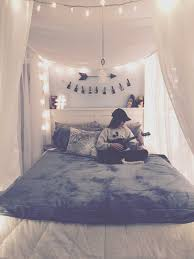 Incredible Fairy Lights Bedroom Tumblr Teen Room Decor Pict For Inspiration  And Christmas Trends Bedroom Lights