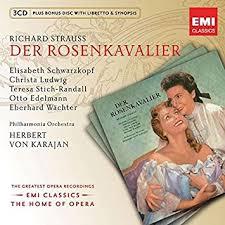 Der Rosenkavalier Box set Edition by Richard <b>Strauss</b>, <b>Herbert von</b> ...