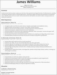 Sales Resume Examples Free Free Download
