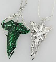2019 1x set lotr lord of the rings elven leaf brooch arwen evenstar pendant necklace from ceshi88 11 53 dhgate