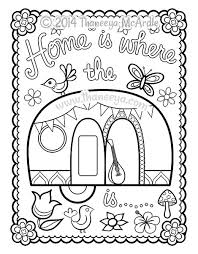 See more ideas about coloring pages, blank coloring pages, coloring books. Happy Campers Coloring Book By Thaneeya Mcardle Thaneeya Com