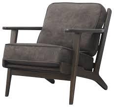 albert armchair pewter hide