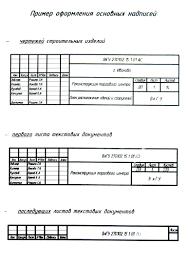 Кафедра Строительные конструкции Оформление ДП и ВКР Образец заполнения основной надписи
