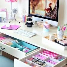 girly office. Bling Desks Accessories Girly Office Desk Ideas Pertaining To Elegant Property Designs Desktop