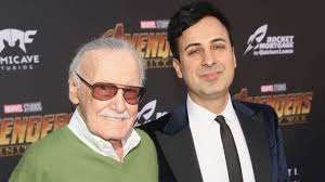 stan lee s saga continues with a restraining order against his manager keya morgan updated