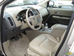 2008 ford edge interior colors. camel interior 2007 ford edge sel plus photo #40702045 2008 colors e