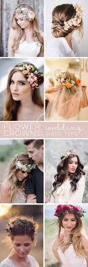 Boho Hippie Wedding Vail Hair Style Svatební účesy Svatba A