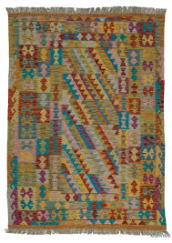 multicolor new afghan kilim rug 4 11 x 6 7 59 in x 79 in