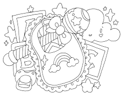 Free printable coloring pages for kids. Ended June Colouring Page Littlespace Online
