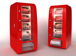 Mini Pop Vending Machine Gorgeous Hipsley Limited Dispensers Cooler Warmer Gifts Premium