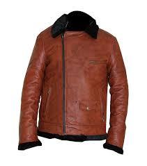 aviator b3 warm fur lined er sheepskin leather jacket 5