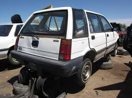 Junkyard Find: 1984 Honda Civic Wagovan - The Truth About Cars