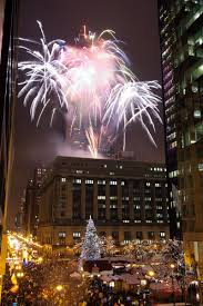 Daley Center Tree Lighting Chicago Christmas Tree Lighting Artificial Lighting