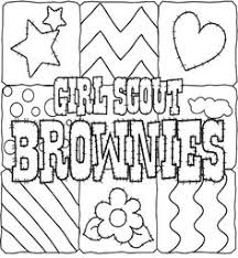 Small Picture Girl Scout Coloring Pages Printable Coloring Pages