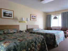 Queen And Double Bed Room Lake Haven Motel In Lake George - Double bedroom
