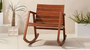 valalta outdoor wooden rocking chair reviews cb within idea