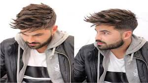 Mens Latest Hair Style top 10 best mens new hairstyles 2017 latest mens sexy 2384 by wearticles.com