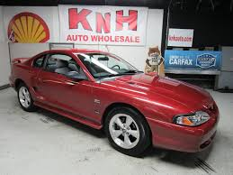 1994 FORD MUSTANG GT for sale at KNH Auto Sales | Akron, Ohio