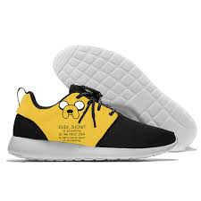 Jchc My Chart Adventure Time Jake The Dog Casual Men Women Unisex New Fashion Finn Casual Shoes Pink Shoes Vegan Shoes From Shoes1018 45 81 Dhgate Com