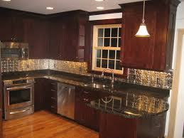 Stainless Steel Backsplash Kitchen Backsplash Stainless Steel Sheets