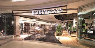 Department Store Design Ideas Robinsons Kl Circa 2007 Shop Signage Retail Facade
